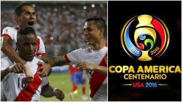 La selección peruana forma parte del último bombo de la Copa America Centenario, donde se encuentra ubicado junto a Bolivia, Paraguay y Venezuela. Partiendo desde ahi estos últimos equipos en mención  no seran los contrincantes de la blanquirroja. Febrero 17, 2016.