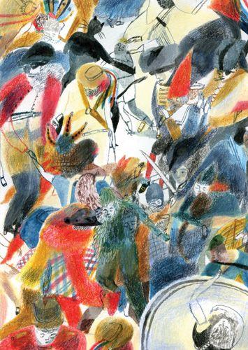 Laura Carlin - Over Sea, Under Stone