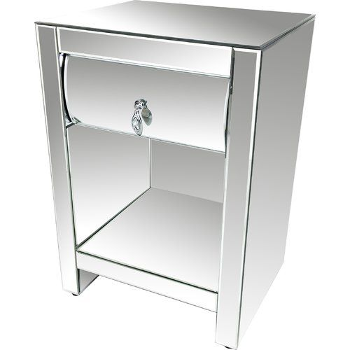 Found it at Wayfair - Hot Curve 1 Drawer Nightstand