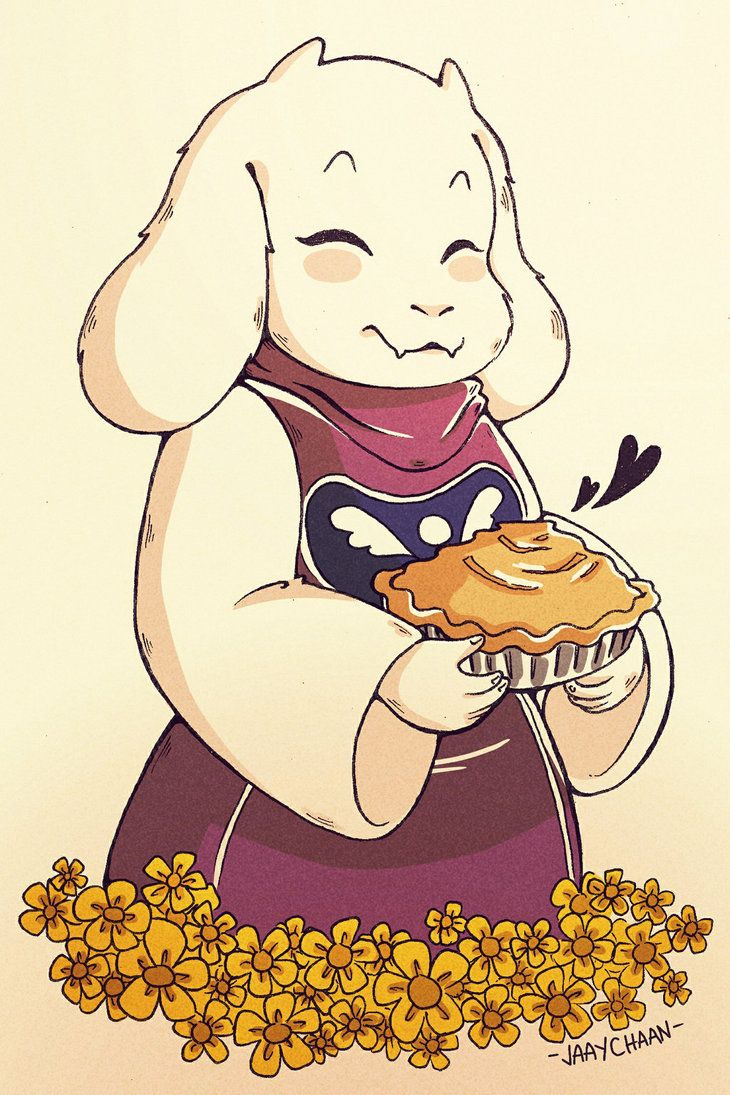 Toriel by jaaychaan on DeviantArt