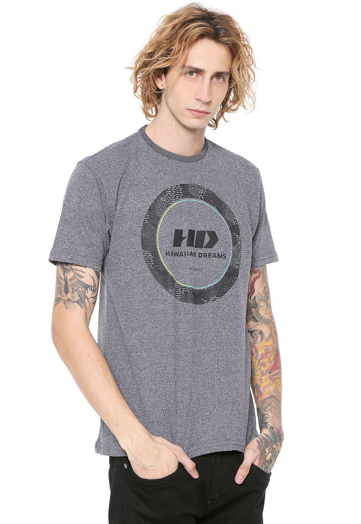 Camiseta HD Colapse Cinza em 2019 Cinza, Comprar camisetas e