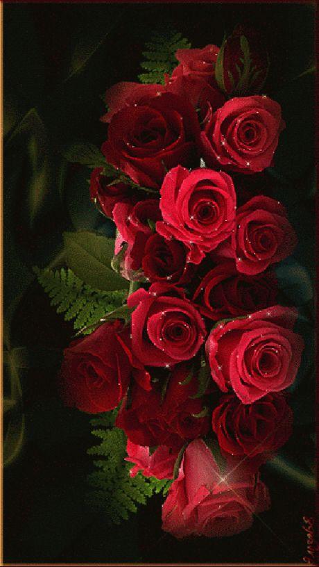 Фото цветов блестящие. Красивые живые цветы gif ⋆ Картинки Открытки Праздники