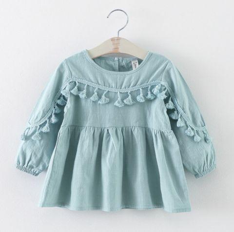 Summer Mint Dress