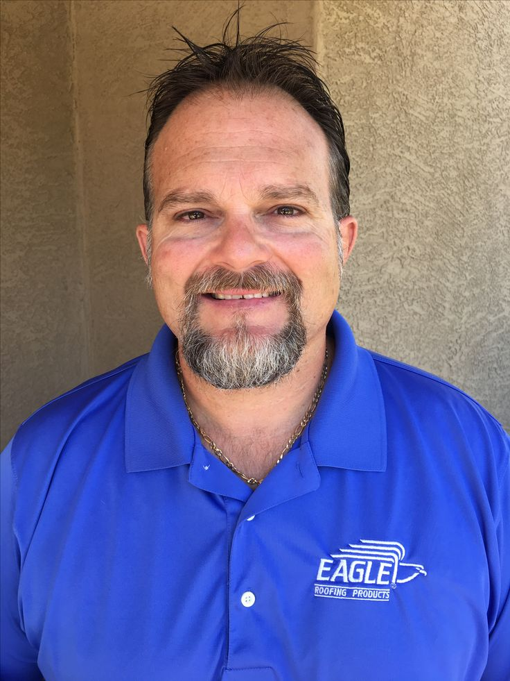 Bryan Tambone, Major Accounts Representative for Eagle Roofing Products