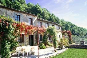 Noch ein Haus in der schönen Toskana: Ferienhaus Il Focolare