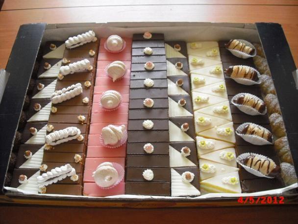 svadobné zákusky, Inšpirácie na originálne torty zákusky