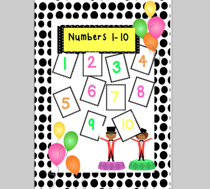 This package features a worksheet for each number 1 - 10, it includes various activites, including, ordering, colours, shapes, addition, subtraction and more. This product is based on a circus theme.
