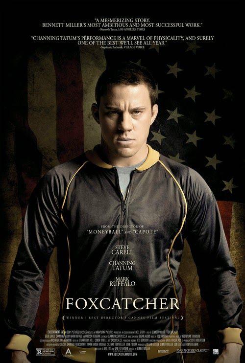 Foxcatcher Trailer German