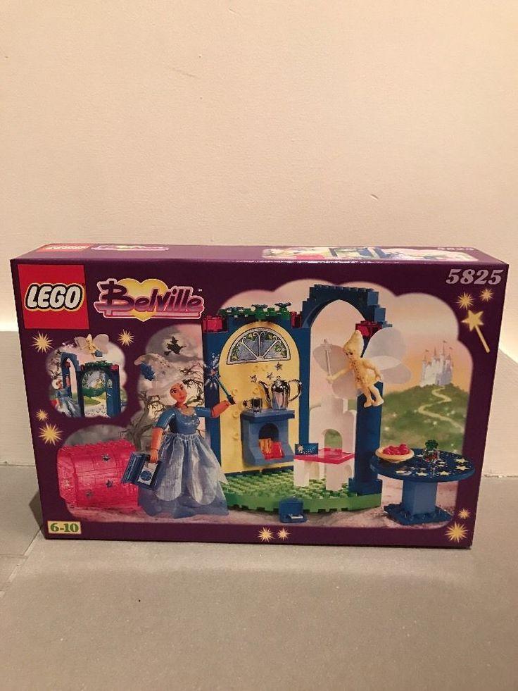 Lego Belville (5825) Stella and the Fairy  | eBay
