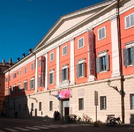 Galleria Civica in Modena, Emilia-Romagna