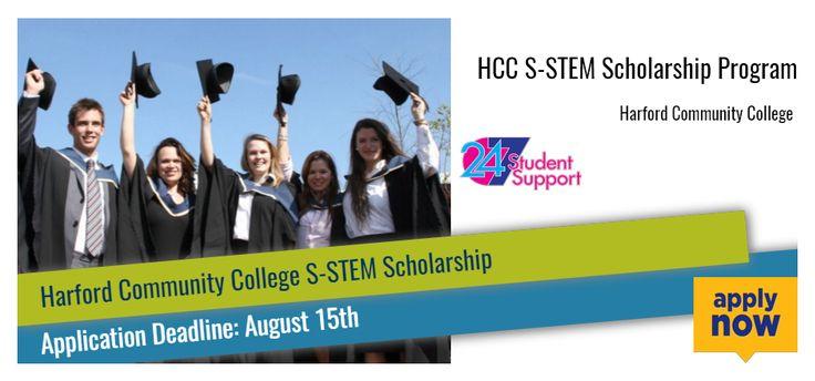 HCC S-STEM Scholarship Program