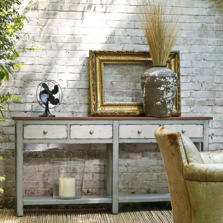 I pinned this Ramsey Console Table from the Hooker event at Joss and Main!