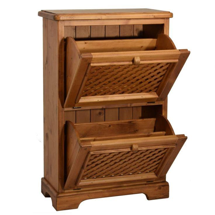 Con nuestro precioso #zapatero #rústico de #madera todos tus #zapatos quedarán organizados. Con un simple vistazo sabrás que calzarte en cada ocasión 👠👢👞👡👟 No te lo pienses y solicítalo en nuestra página web: 👉https://ecorustico.com/tienda/zapatero-rustico-de-madera/ #Muebles #Dormitorios #Salón #Comedor #Recibidor #Decoración #Calidad