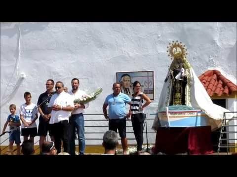 ASPECTOS DE LA FERIA VIRGEN DEL CARMEN LA LÍNEA de la CONCEPCIÓN 2017 mp4