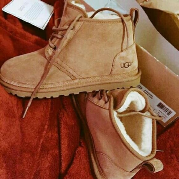 Ugg Boots Cute tan boots UGG Shoes Ankle Boots & Booties