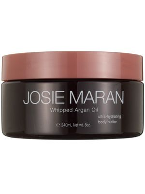 Josie Maran Whipped Argan Oil Ultra-Hydrating Body Butter in Vanilla Apricot: Skin Care: allure.com