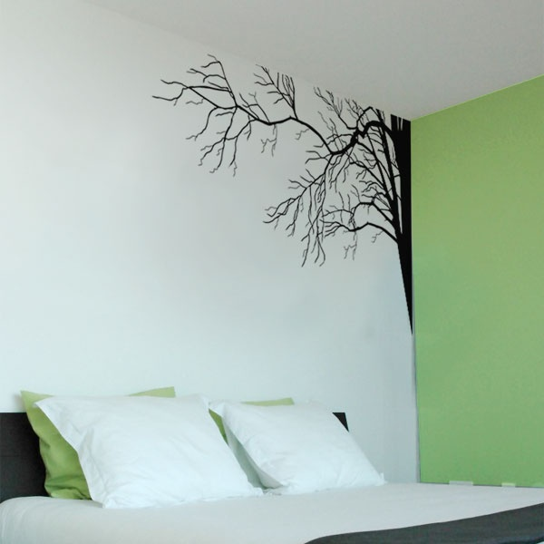 #autocollants #decalques #wall stickers #decals Branche d'arbre / Tree branch.