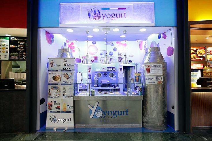 Yoyogurt - Helado de yogurt | Centro Comercial Islazul