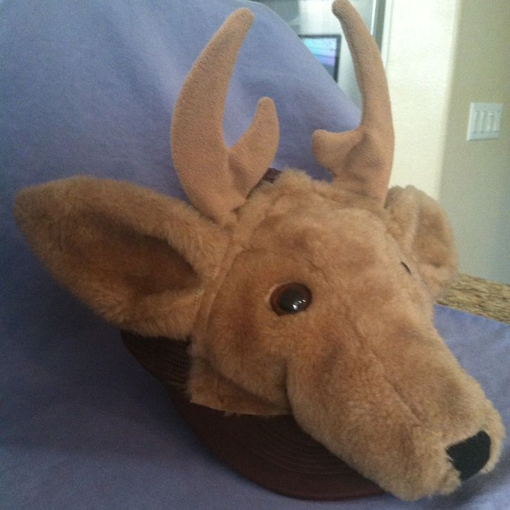 Vintage Deer Buck Snapback Hat Funny Adjustable Hat Back Deer Trophy Hat RARE!! | Clothing, Shoes & Accessories, Men's Accessories, Hats | eBay!