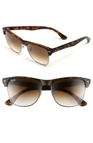 Ray-Ban 'Highstreet' 57mm Sunglasses available at #Nordstrom