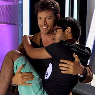 Harry connick jr gay