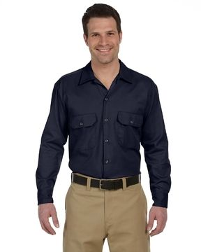 #574 Men's 5.25 oz. Long-Sleeve Work Shirts. For details on how to order this item with your logo branded on it contact ww.fivetwentyfour.ca #promoitems #promoproducts