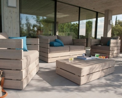 Salon de jardin cavallo de blooma chez castorama deco outdoor and salons - Outdoor leunstoel castorama ...