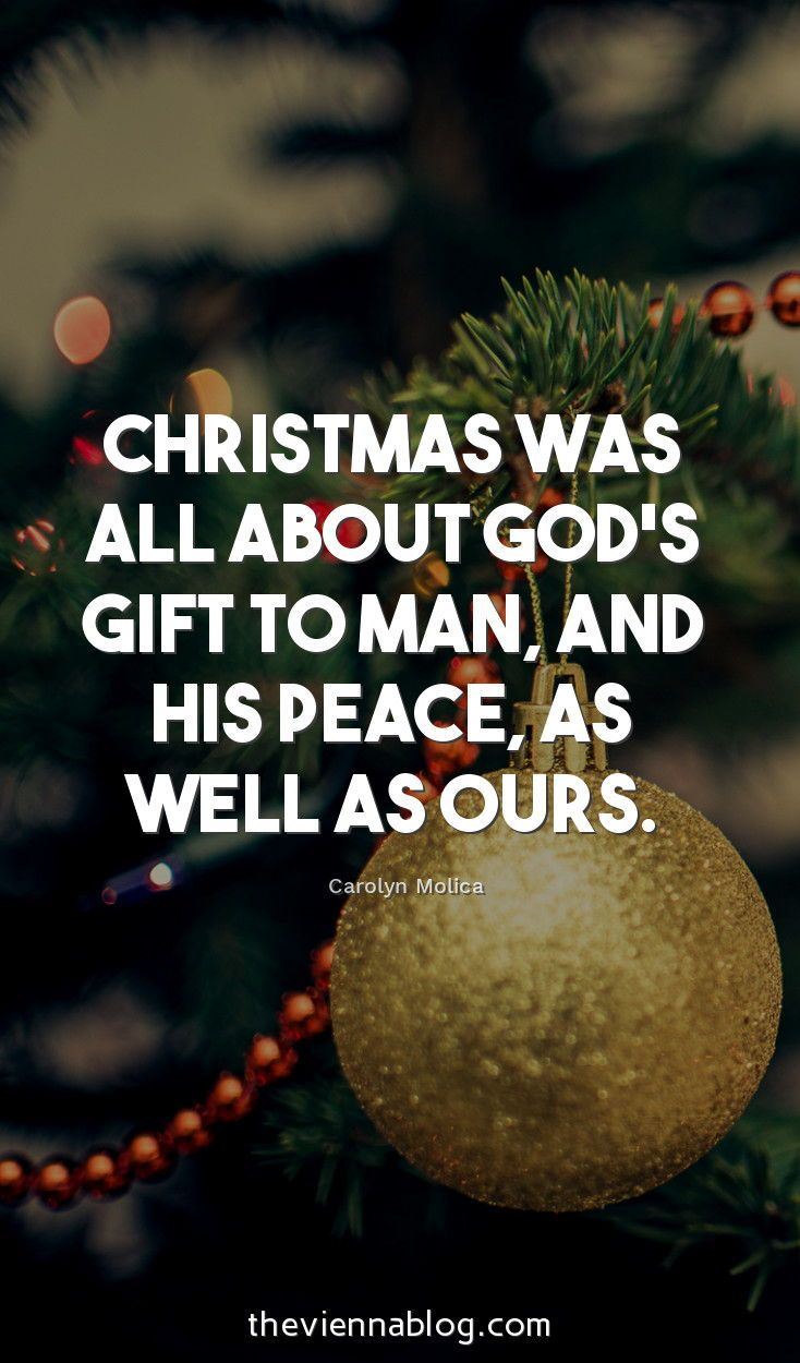 Inspirational christmas quotes for church