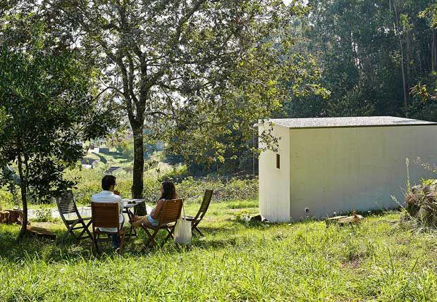 Refuxio en Vilaboa | Castroferro Arquitectos | Vilaboa (2013) | Foto: Ángel Tourón