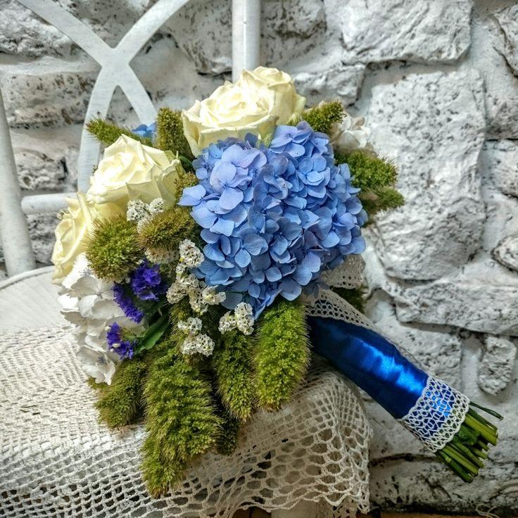 sielsko anielsko :) kwiaty na ślub,bukiet