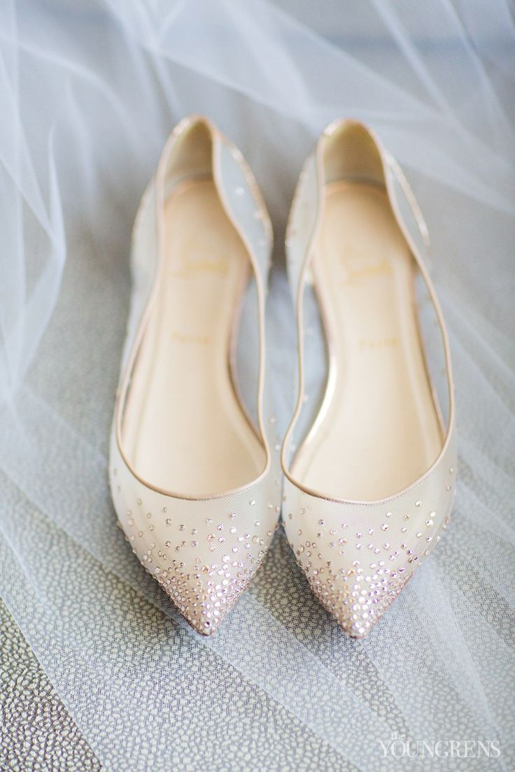 Simple and beautiful bridal flats at Washington D.C. Wedding, The Film, Photography by The Youngrens. View More Images: ( theyoungrens.com/blog/weddings/classic-washington-d-c-wedding-part-one-sam-and-claire/ )