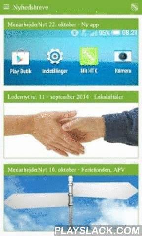 Mit HTK  Android App - playslack.com ,  Med denne app kan du læse nyhedsbrevene fra Høje-Taastrup Kommune på farten - og få en påmindelse når der udkommer et nyt.Du kan læse disse nyhedsbreve:- MedarbejderNyt- LederNyt- Nyt fra foreninger- ArbejdsmiljøNytDu kan også læse om de forskellige personalefordele i Høje-Taastrup Kommune. With this app you can read the newsletters from High-Taastrup on the go - and get a reminder when published a new one.You can read these newsletters:- Employee…