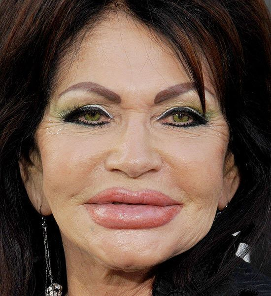 Jackie Stallone Sylvester Stallone S Mom Plastic