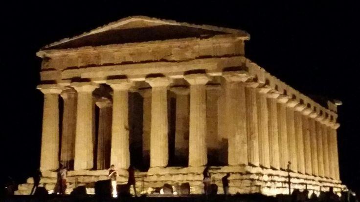 Tempio della Concordia -Agrigento