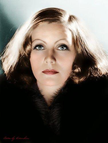 Greta GarboGreta Garbo Color