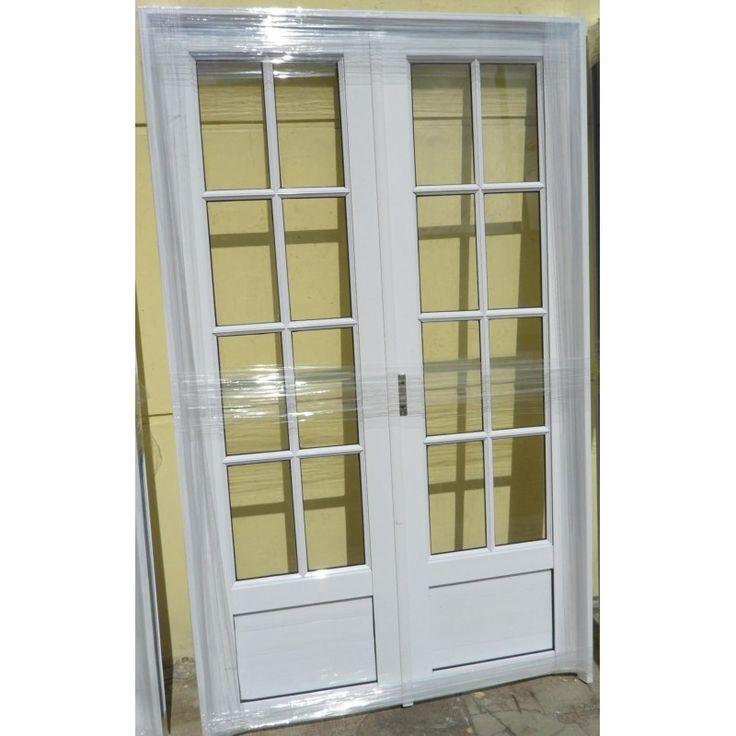 M s de 25 ideas incre bles sobre puertas de aluminio for Puerta ventana corrediza aluminio