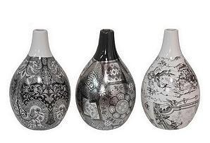 Patterned Vases