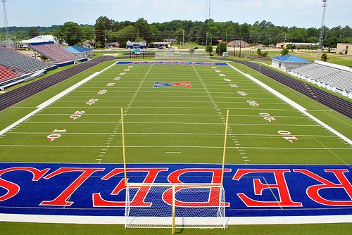 West Monroe and the Rebels rank #3 best high school football town in the nation! Geaux Rebels!