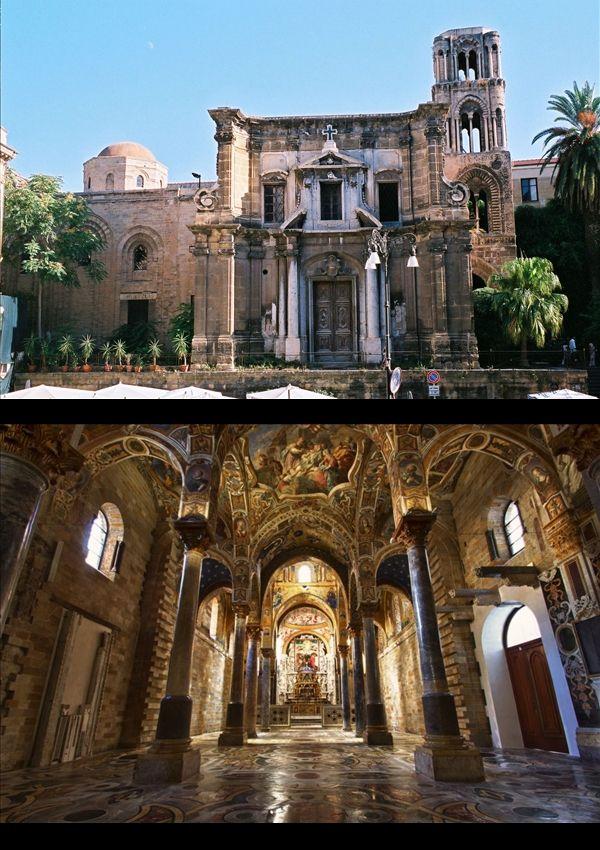 Chiesa della Martorana - Palermo - Sicilia