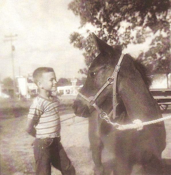 Patrick Swayze childhood photo http://celebrity-childhood-photos.tumblr.com/