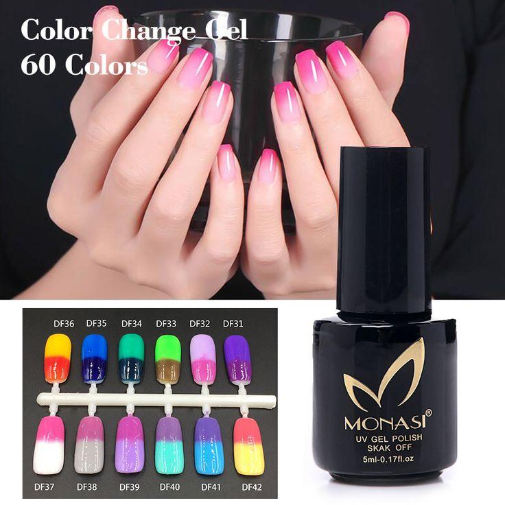 Temperature Change Beauty Nail Gel Nail Polish Gel Varnish unhas de Gel Lacquer Gel Paint for Nails Glue UV Lamp(DF25~DF48)♦️ SMS - F A S H I O N 💢👉🏿 http://www.sms.hr/products/temperature-change-beauty-nail-gel-nail-polish-gel-varnish-unhas-de-gel-lacquer-gel-paint-for-nails-glue-uv-lampdf25df48/ US $1.67