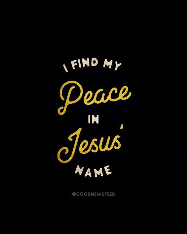 Good News Feed Names Of Christ