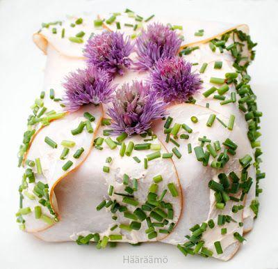 Hääräämö: Keittokomero: Minivoileipäkakku kahdelle