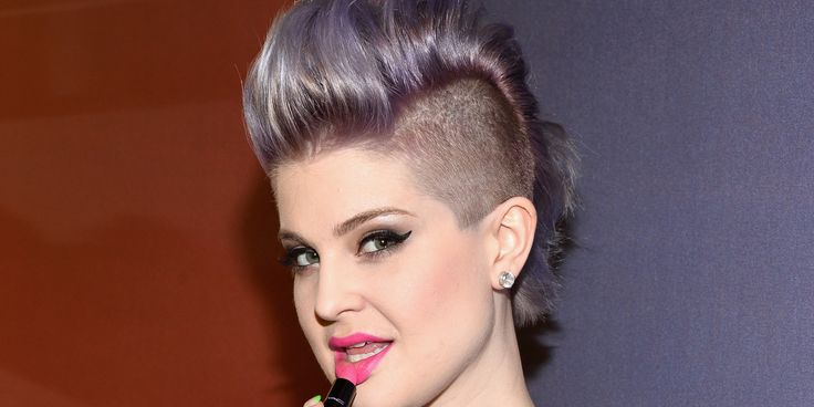 Kelly Osbourne, known as Ozzie Osbourne's wife, of course, was checked into rehab in 2004. Description from badedav.blogspot.com. I searched for this on bing.com/images