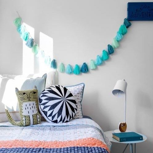 Something fun and whimsical for the kids especially if the home for sale is perfect for a young family  #DisplayHome #UrbaneDevelopment #StyleThatSells #StyledByValiant #ValiantPropertyStyling #ValiantStyling #ValiantStylingAU #HomeForSale #Brisbane #childrensroom