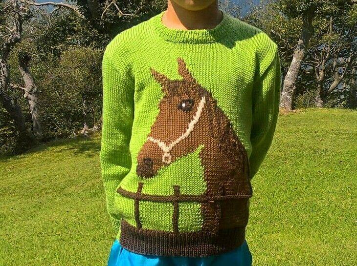 L'animale preferito sul maglione