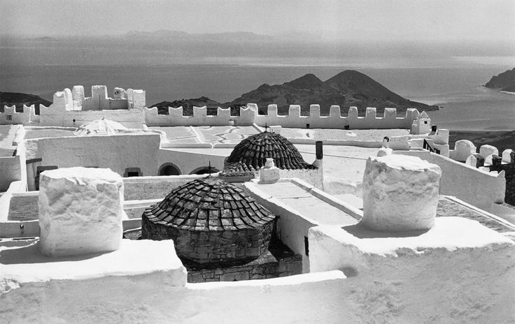 Monastery of St. John the Theologian, Patmos (1968)