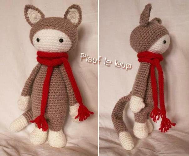 crochet_amigurumi chaton tuto 1