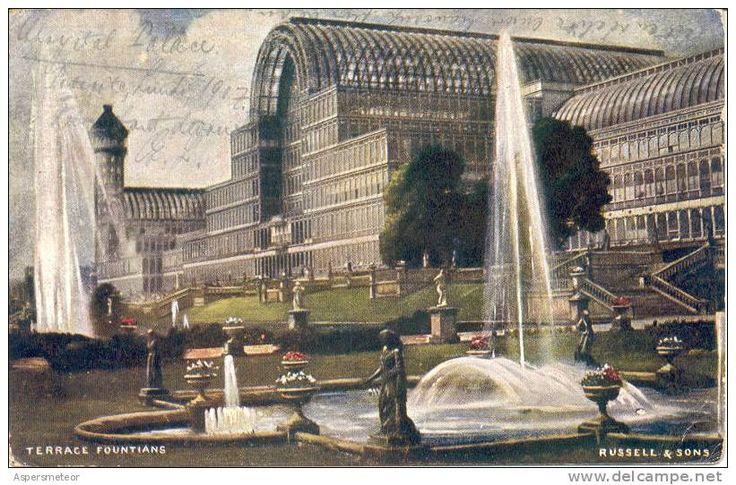 crystal palace - 1907