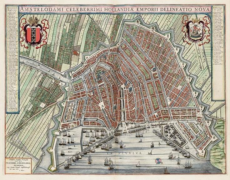 Amsterdamse Grachtengordel | if then is now